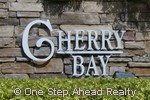 sign for Cherry Bay of TownGate