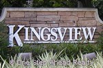 sign for Kingsview of TownGate