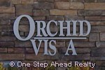 sign for Orchid Vista of TownGate